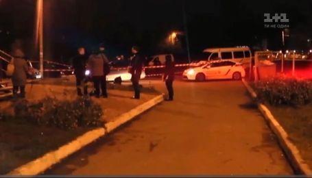 В Харькове расстреляли авто Эдуарда Аксельрода