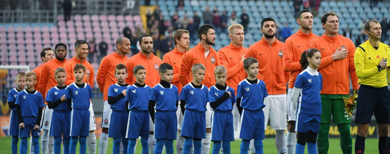 Перед матчами Прем'єр-ліги обов'язково звучатиме гімн України