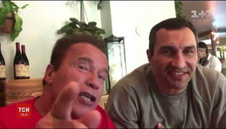 Голлівудський актор анонсував візит до Києва