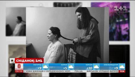 Уляна Матвієнко виклала зворушливі фото із бабусею