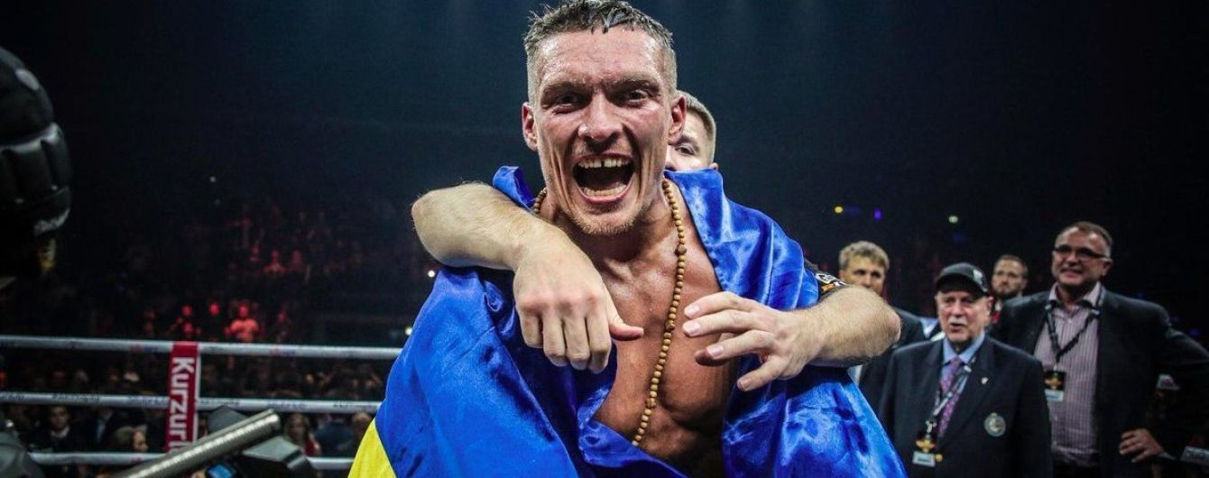 Экс-тренер Усика уверен в победе над Гассиевым: для Саши это не будет проблемой