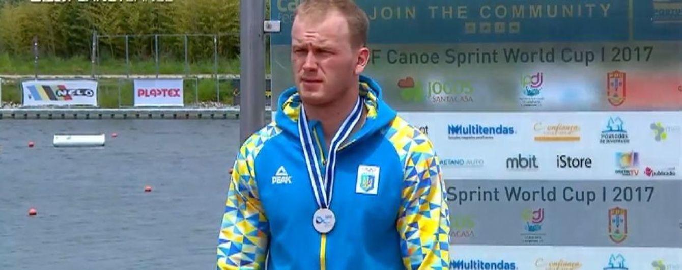 Украинского байдарочника дисквалифицировали на 4 года за допинг