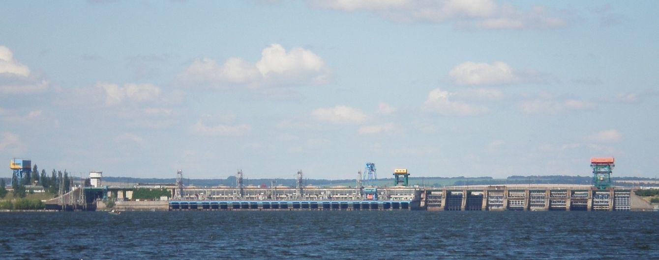 Правительство переименовало Днепродзержинское водохранилище