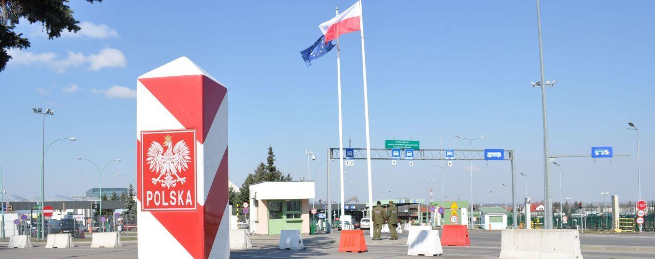 У Польщі затримали 17 українців-нелегалів