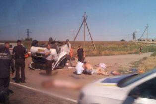 """""""Крики були божевільні"""": очевидці розповіли подробиці ДТП на Запоріжжі, в якій загинули 5 дітей"""
