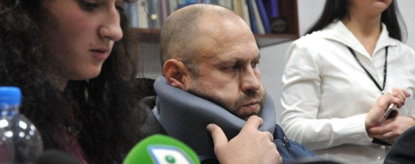 Подозреваемый в харьковском ДТП водитель Volkswagen Touareg обжаловал свой арест