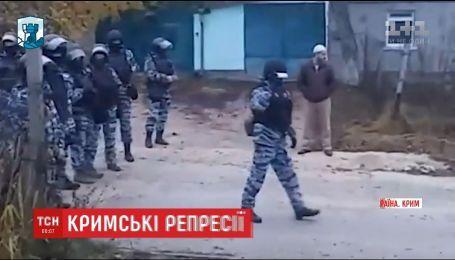 Российские пограничники задержали жен арестованных в РФ крымцев