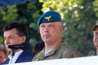 Главный враг теперь не на фронте: генерал Забродский объяснил решение баллотироваться в ВР