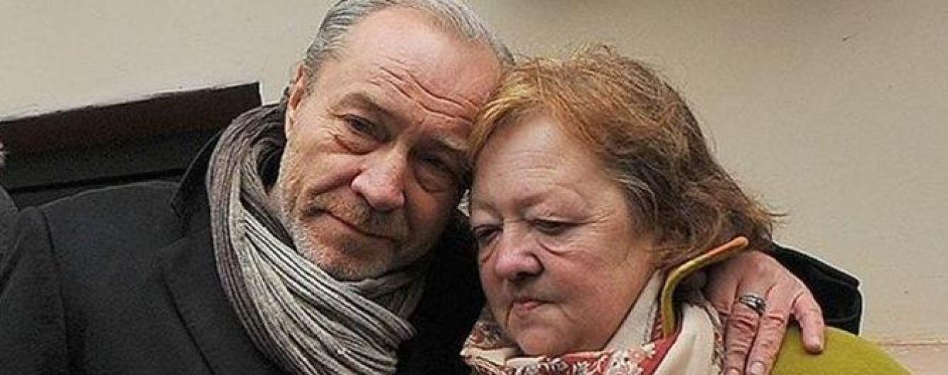 Единственную дочь легендарной Людмилы Гурченко похоронят рядом с матерью