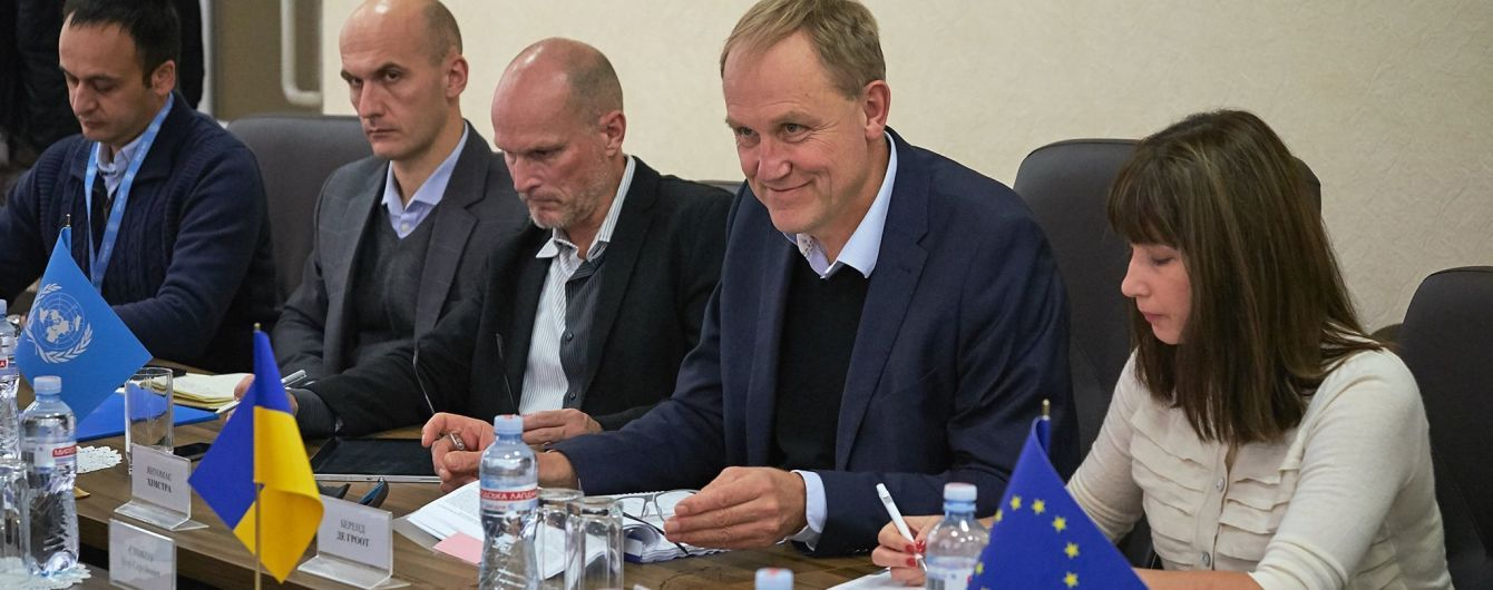 ЄС наступного року виділить Донбасу 50 млн євро  - Жебрівський