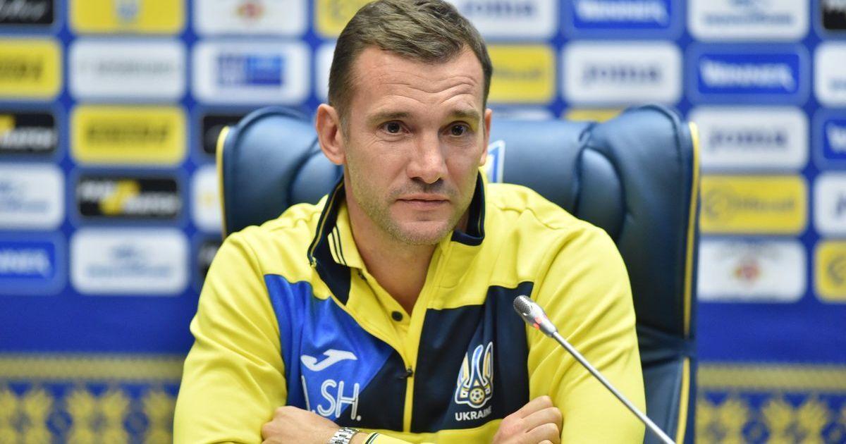Шевченко подтвердил, что матч Украина - Турция состоится в Анталии
