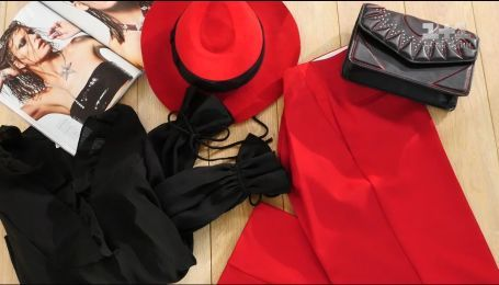 Топ-3 обязательных вещей для осеннего гардероба - в стиле Black & White