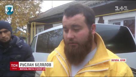 Российские силовики грабят крымских татар во время обысков