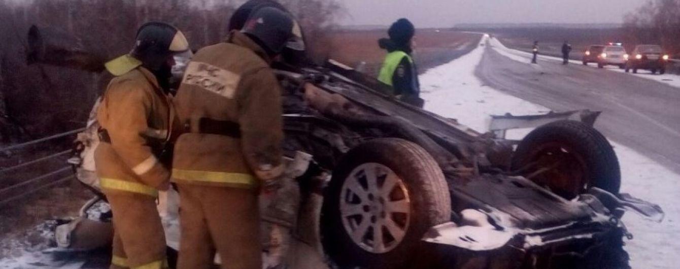 У ДТП в Росії загинули військові, які щойно повернулися з Сирії