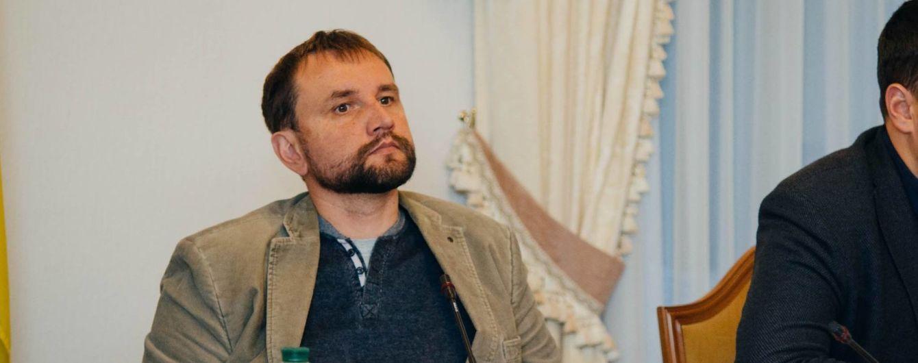 Клімкін: Польща офіційно не підтвердила заборону на в'їзд В'ятровичу