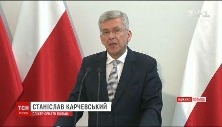 В польском сейме будут выяснять, почему Польша ссорится с Украиной
