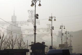 Метеорологи опровергли слухи об аномальном смоге над Украиной
