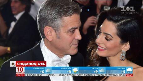 Джордж Клуні заявив про припинення кінокар'єри