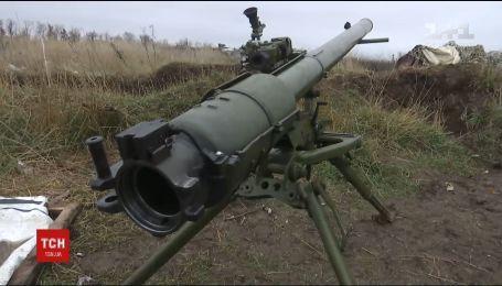 Двое украинских военных получили ранения на передовой