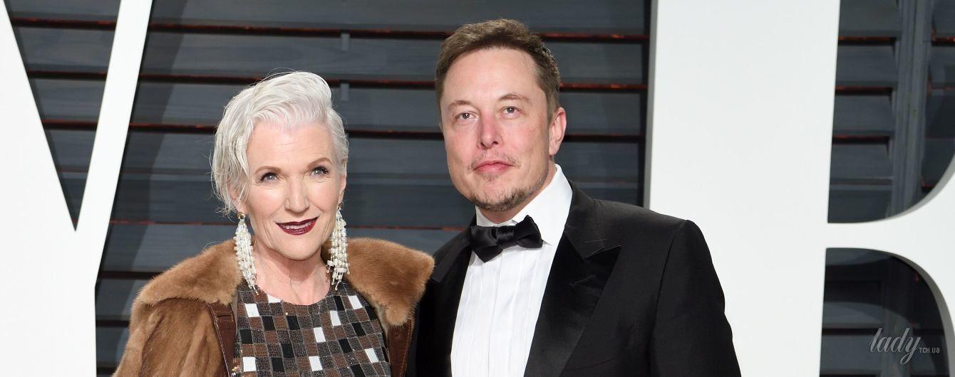 Мэй Маск рассказала, свободно ли сердце ее 46-летнего сына-миллиардера Илона