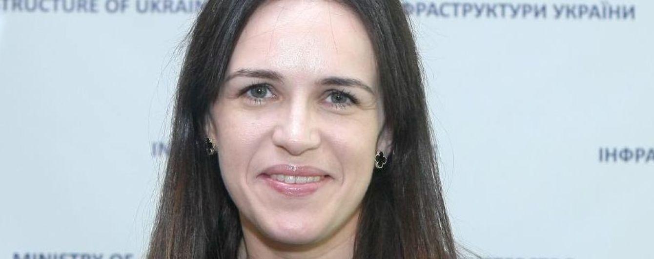 Заступник міністра інфраструктури подала у відставку