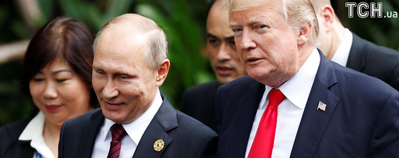 Держсекретар США розповів, коли Трамп може зустрітися з Путіним