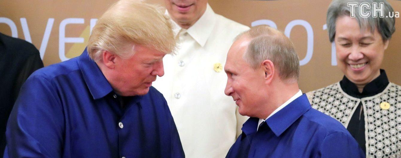 """""""Будуть покарані"""". Путін поскаржився на людей, які не змогли влаштувати його переговори з Трампом"""