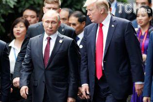 Трамп планирует встретиться с Путиным и обсудить среди прочего Украину