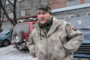 Ярош сходил на форум Порошенко, но поддерживает другого кандидата