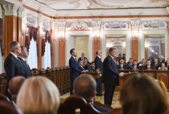 порошенко у верховному суді