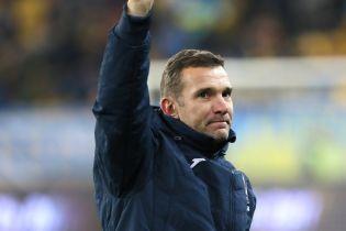 Шевченко про перемогу над Словаччиною: задоволений якістю гри та результатом