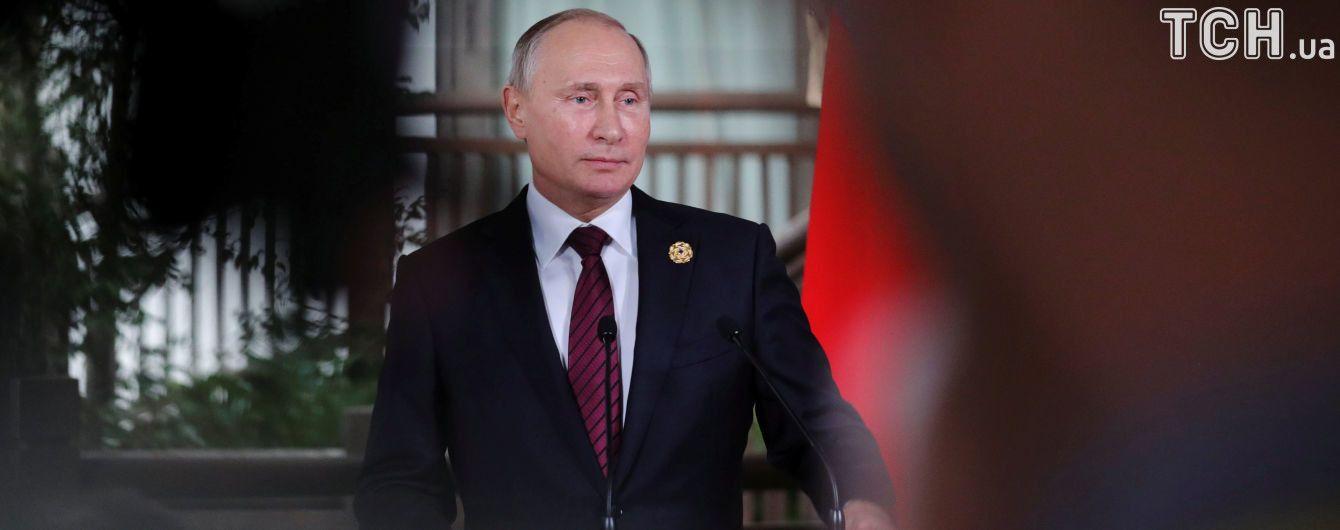 Манафорт работал с Януковичем, а не Россией - Путин