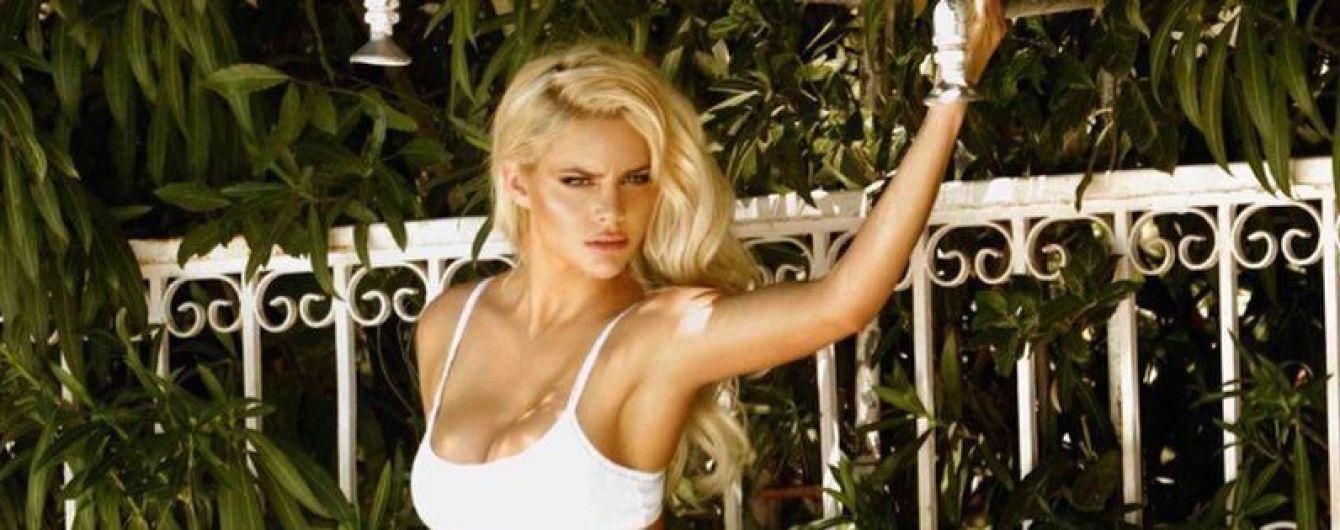 Гаряча грецька зірка Playboy зізналася у романі з Роналду