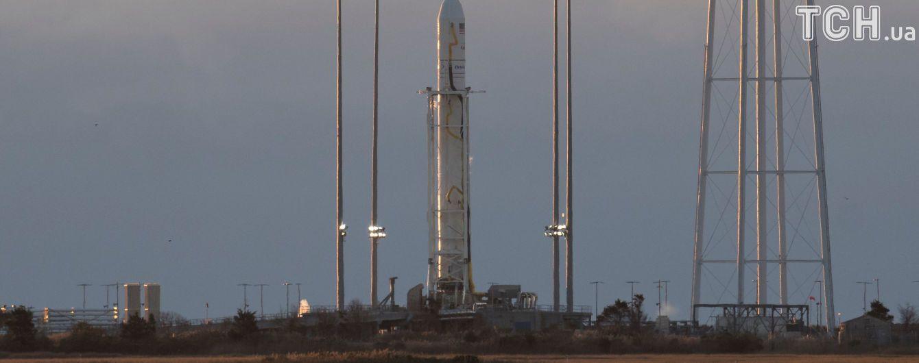У США запущено ракету з українським начинням
