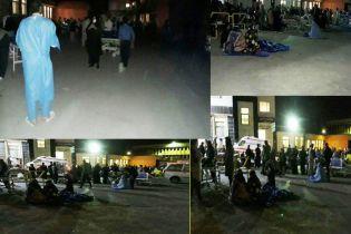 Десятки погибших и раненных: первые последствия мощного землетрясение в Иране и Ираке