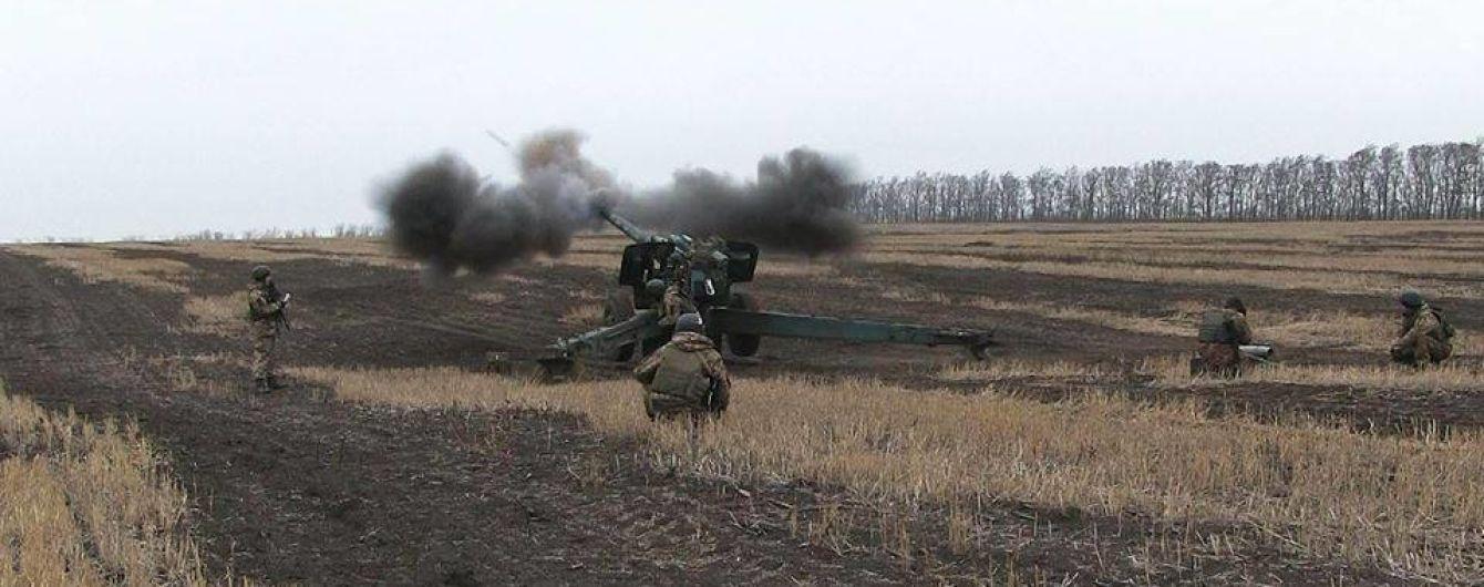 Боевики увеличили в два раза количество обстрелов по украинским военным. Хроника АТО