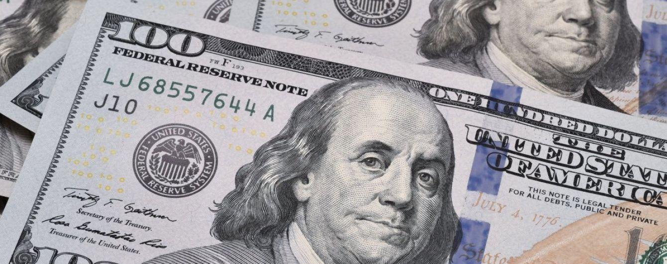 Первый понедельник зимы доллар начнет с рекордного падения. Курсы валют Нацбанка на 2 декабря