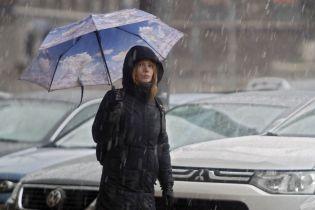 Сильные ветры и дожди с мокрым снегом: прогноз погоды на 26 марта