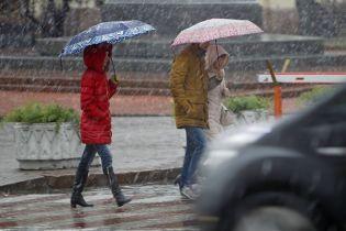 Погода на среду: Украину засыпает мокрым снегом