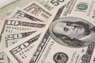 Стоимость доллара вновь начала ползти вверх. Курсы валют Нацбанка на 16 октября
