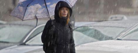 Погода на среду: в Украине будет дождь, мокрый снег и гололед
