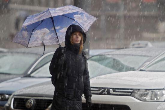 Синоптики обіцяють мокрий сніг та дощ. Прогноз погоди до 13 січня