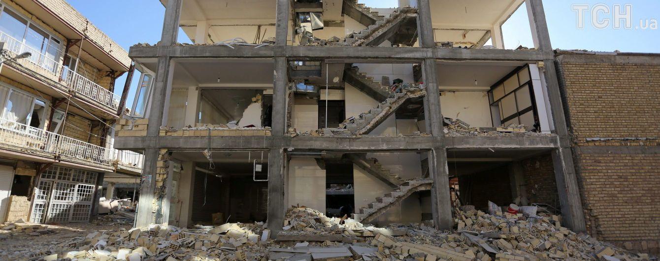 Иран встряхнуло сильное землетрясение