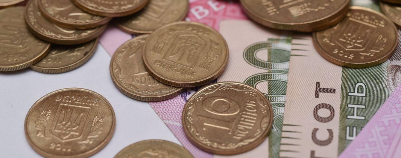 Показник середньої зарплати для розрахунку пенсій зріс майже на тисячу гривень
