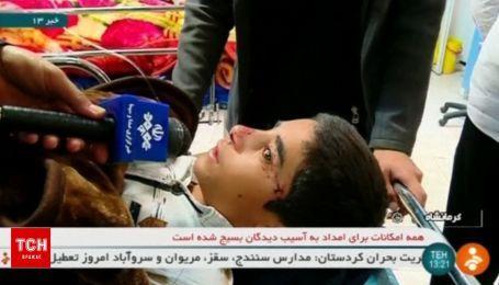 Вбивчий землетрус: в Ірані загинули понад 300 осіб, чотири тисячі людей постраждали