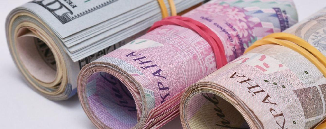 Доллар и евро продолжили падение. Курсы валют Нацбанка на 14 ноября