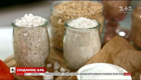 За и против употребления соли - советы диетолога