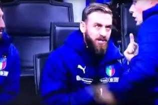 Футболіст збірної Італії розгнівано відреагував на рішення тренера