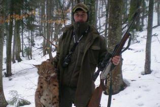 В Карпатах лесники застрелили рысь, которая занесена в Красную книгу
