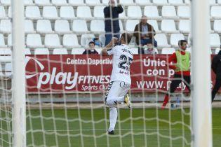Зозуля показав воротарські здібності в матчі чемпіонату Іспанії, його одразу вилучили